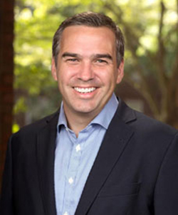 Brent Colburn appointed UC Office of the President senior vice president of External Relations, Communications