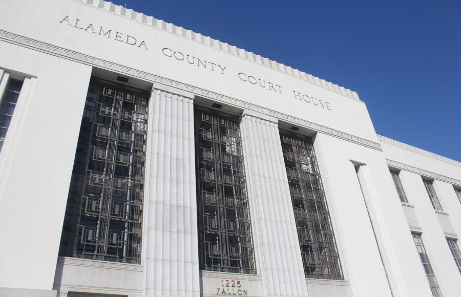 Photo of Alameda County Court House