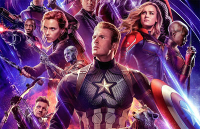 Photo of Marvel poster
