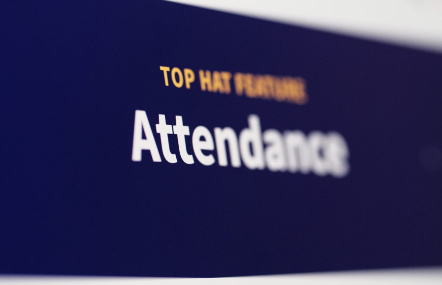 Photo of Top Hat Attendance Feature