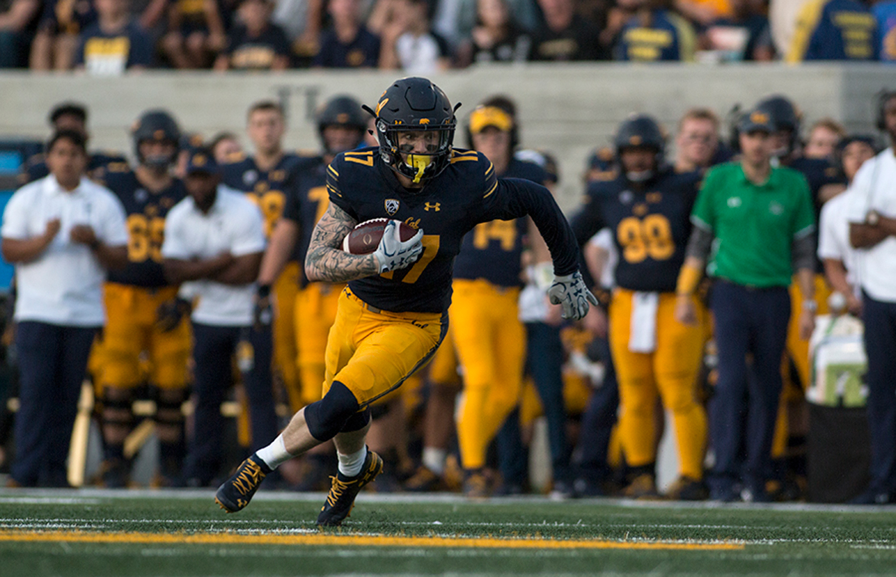 Cal football seeks 1st win in Cheez-It Bowl rematch against TCU