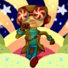 Illustration from the psychonauts video game
