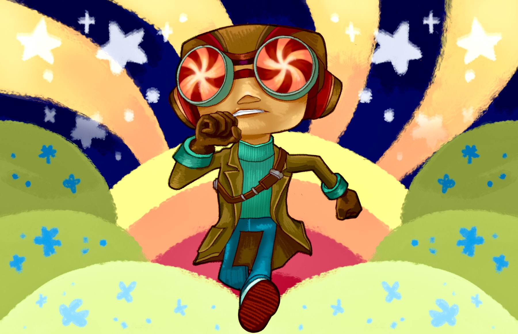 Highly anticipated Psychonauts 2 proves worth waiting for