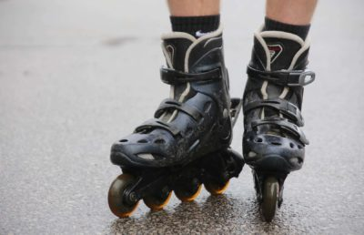 Photo of roller blades