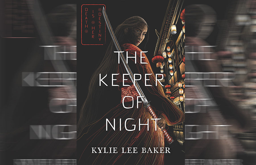 Photo of The Keeper of Night book cover