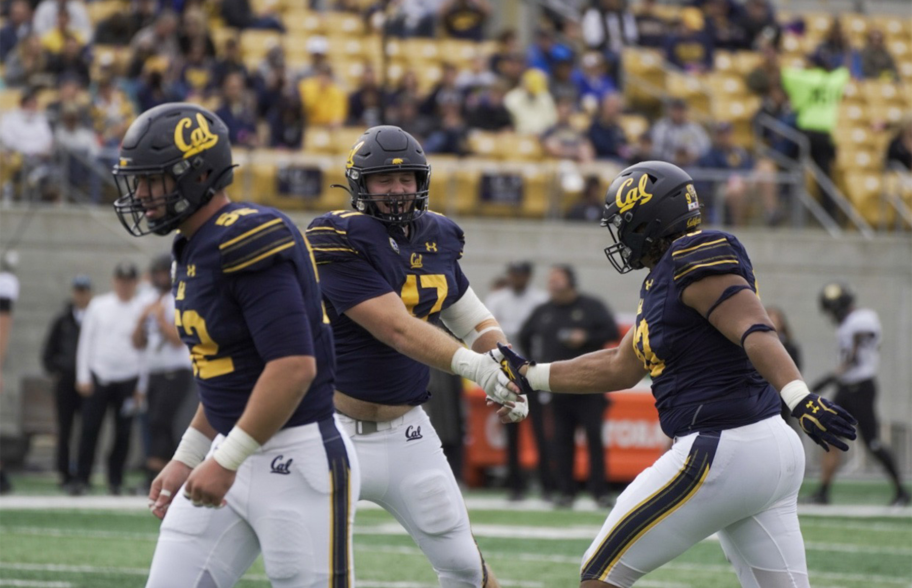 Instant analysis/reaction: Cal buffs out scratches, beats Colorado