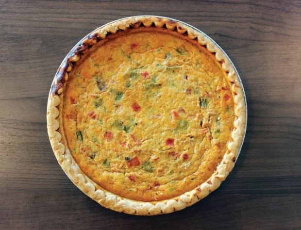 Quiche - Meals on Wheels Boulder
