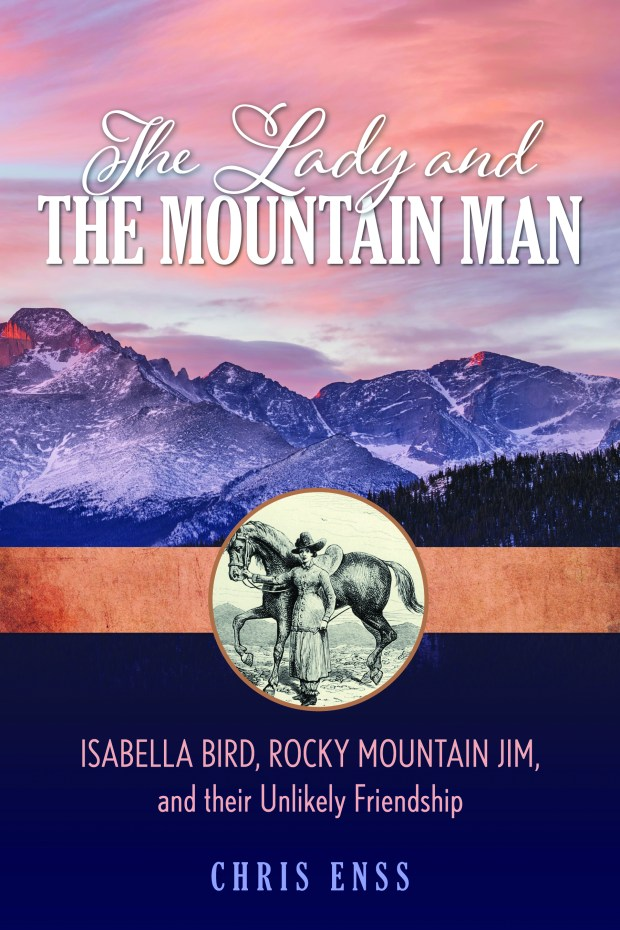 The Lady and the Mountain Man by Chris Enss