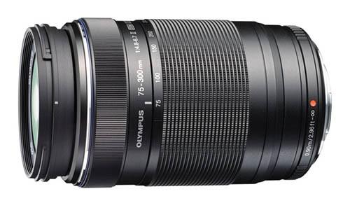 Olympus-75-300mm-F4.8-6.7-II-lens