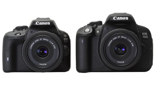 Canon-EOS-100D-EOS-700D user manuals