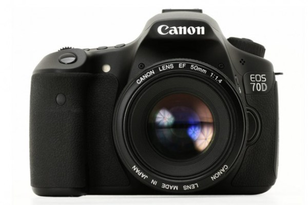 canon eos 70d specs and announcement
