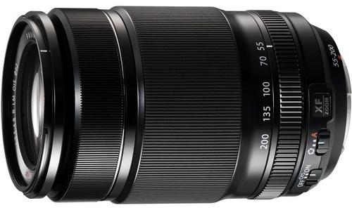 Fujinon XF55-200mm f3.5-4.8R LM OIS lens