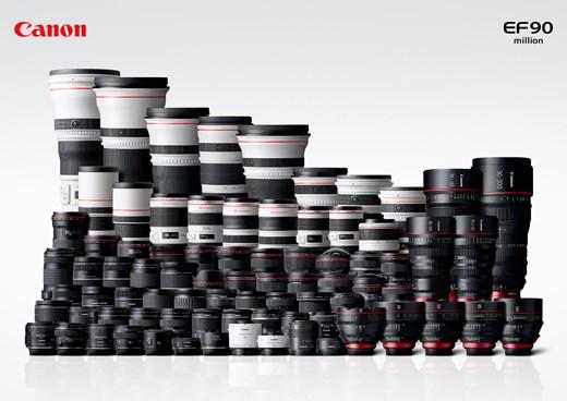 Canon-90-million-lens-lineup