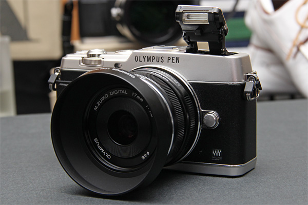 Olympus-PEN-E-P5-camera-front