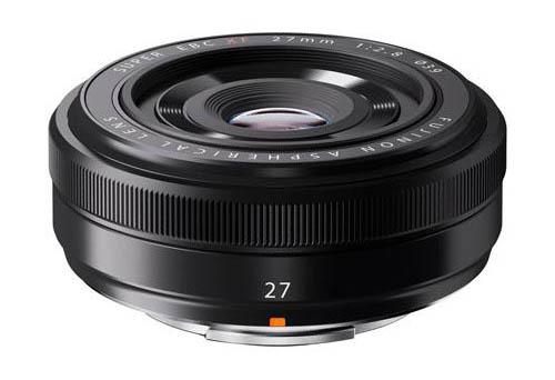 Fuji-XF-27mm-f28-lens