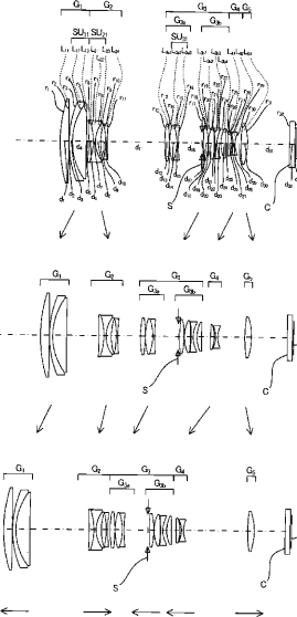 Olympus-40-200mm-lens-patent