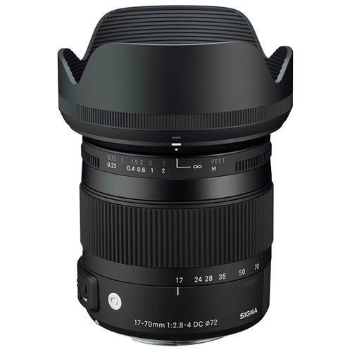 Sigma 17-70mm f/2.8-4 DC Macro OS HSM Lens Review