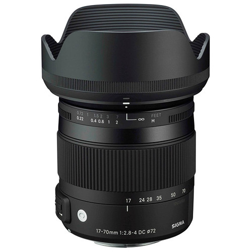 Sigma 17-70mm f/2.8-4 DC Macro OS HSM Lens Review