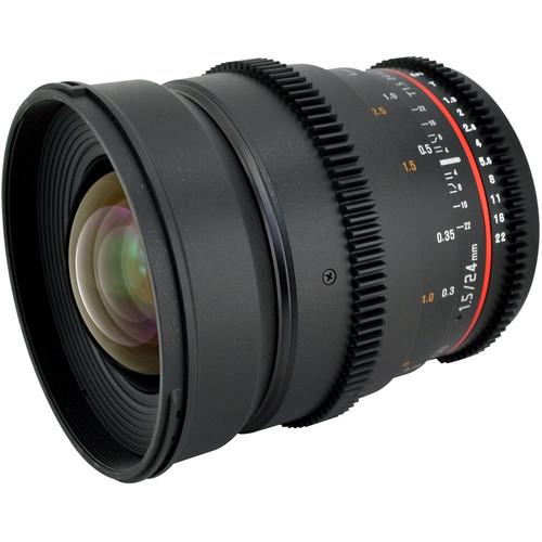 Rokinon-24mm-f3.5-Tilt-Shift-lens