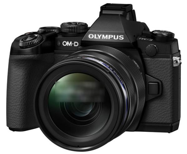 Olympus-OM-D-E-M1-camera-front