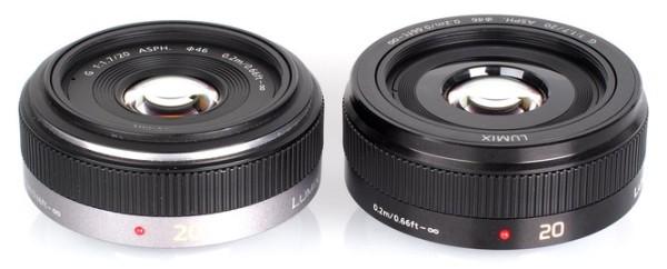 Panasonic-Lumix-G-20mm-f1-7-vs-II-comparison-review