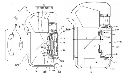 Nikon Patent for Interchangeable Sensor Camera Technology