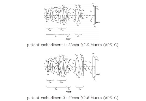 tamron-30mm-28mm-macro-lens-patents