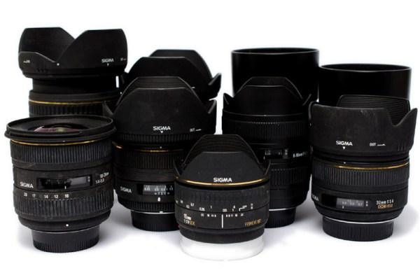 sigma-lenses