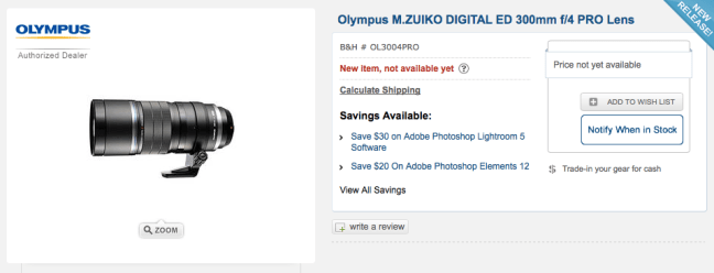 olympus-300mm-f4-pro-will-ship-in-2015