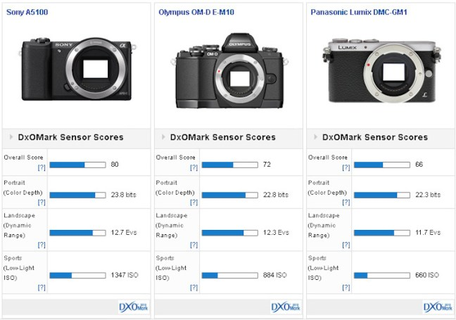 Sony-A5100-vs-om-d-e-m10-gm1