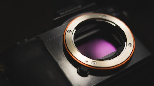 sony 46-megapixel camera rumors