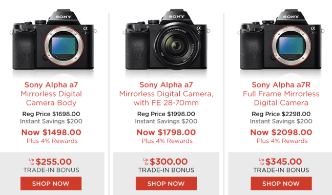 new-sony-a7-series-trade-in-program