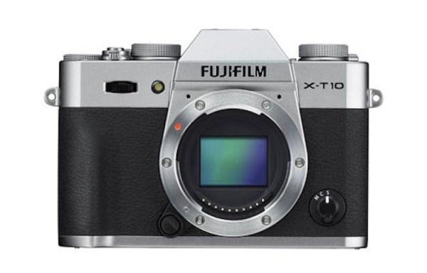 Fujifilm-X-T10-mirrorless-camera