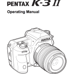 Ricoh Released Pentax K-3 II Silver Edition Camera
