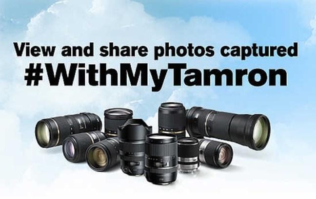 tamron-announces-withmytamron-social-media-initiative