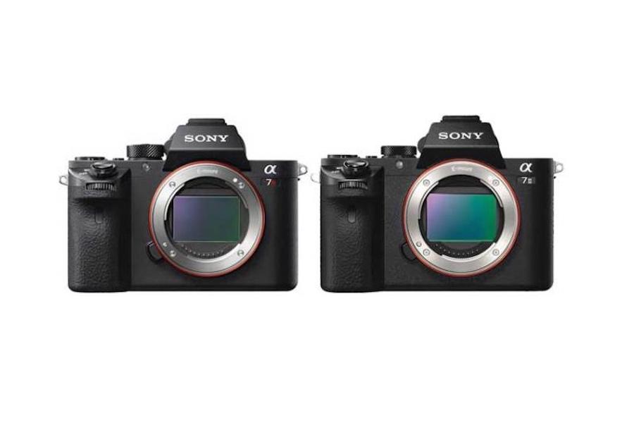Sony A7RII vs Sony A7II Comparison - Daily Camera News