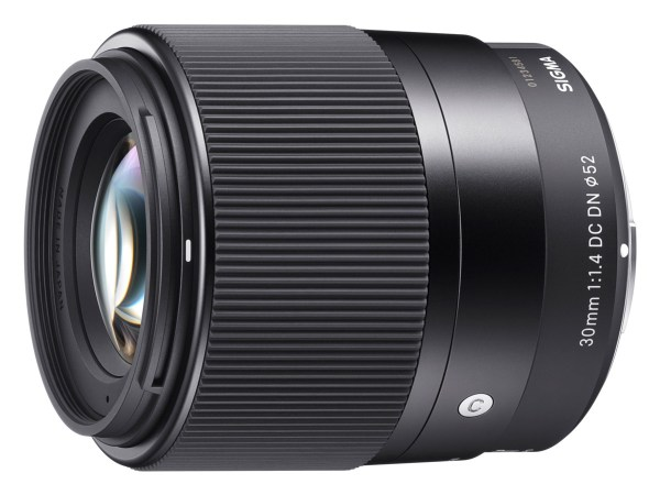 Sigma 30mm F1.4 DC DN Lens Announced for Sony E-mount and Micro Four Thirds