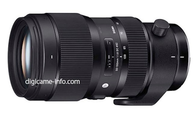 sigma-50-100mm-f1-8-dc-hsm-art-lens-to-be-announced-soon