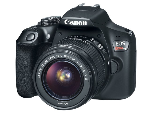 Canon EOS Rebel T6 DSLR Camera 00