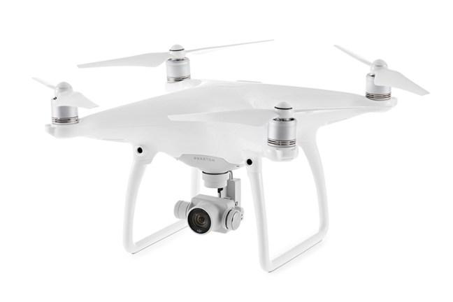 DJI Phantom 4 Drone Officially Announced