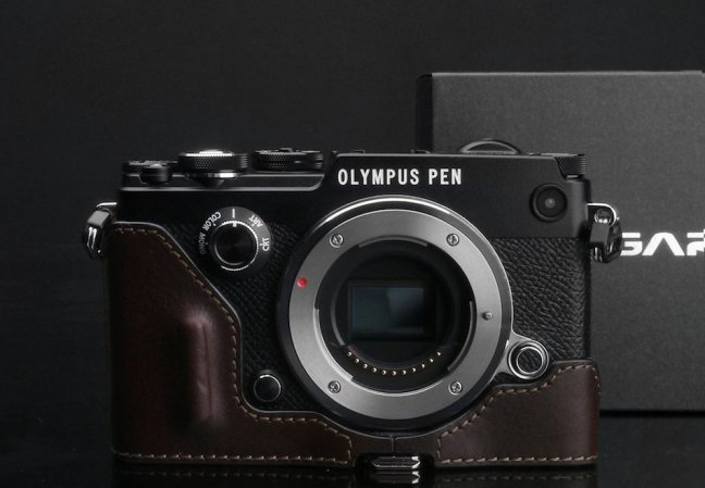olympus-pen-f-gariz-leather-camera-cases-announced