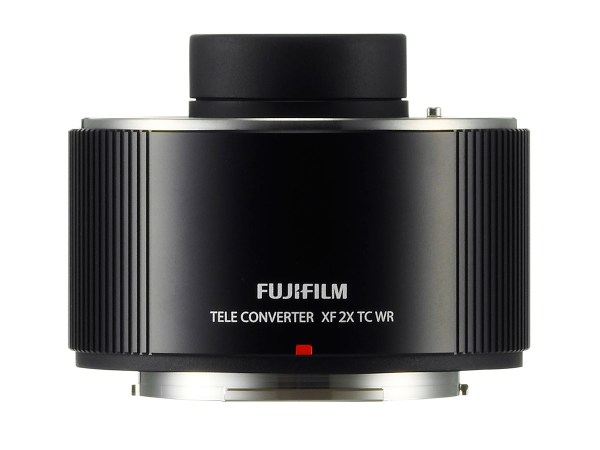 Fujifilm announces the FUJINON XF2X TC WR Teleconverter