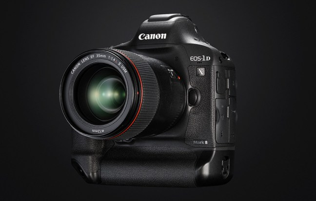 Canon EOS-1D X Mark II Firmware Update Version 1.1.6 Now Available
