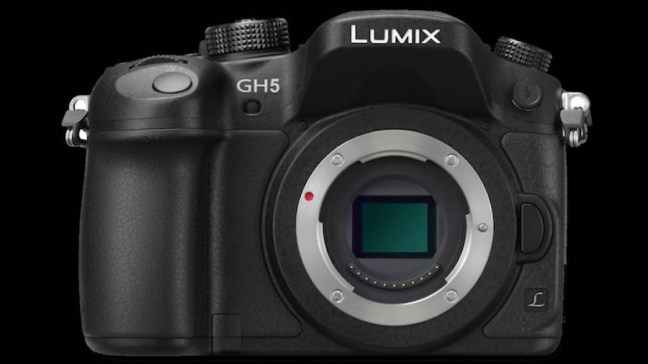 Panasonic GH5 Specs To Feature 4K and 4:2:2 10 bits internal recording