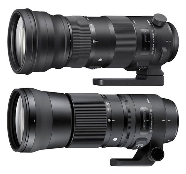 FIRMWARE UPDATE FOR SIGMA 150-600MM F5-6.3 DG OS HSM SPORTS & CONTEMPORARY LENSES