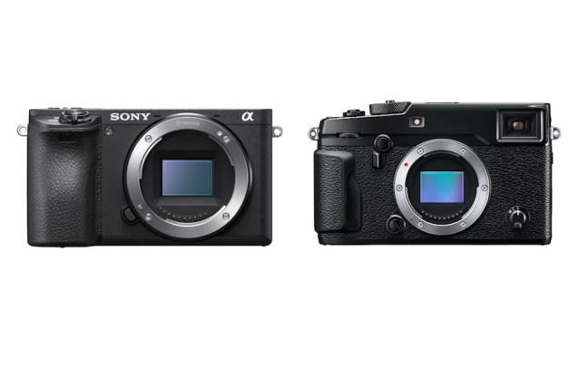 Sony A6500 vs Fujifilm X-Pro2 Comparison