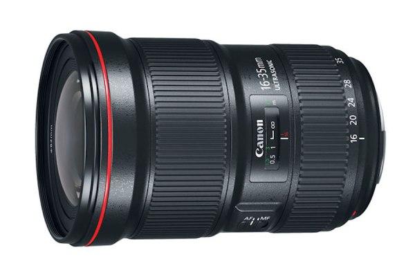 The EF 16-35mm f/2.8L III USM Lens Reviews