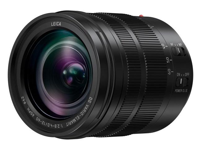 Panasonic LEICA DG 12-60mm F2.8-4.0 lens becomes official