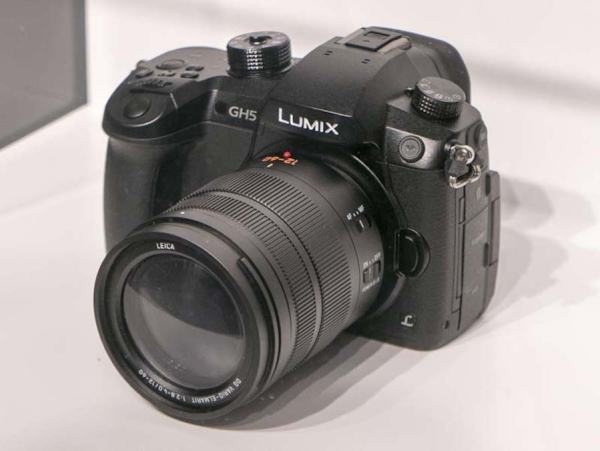 Full Panasonic GH5 specs leaked on the web