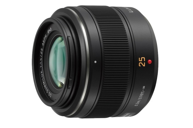 10 Most Popular Micro Four Thirds Lenses - Leica Summilux 25mm f/1.4
